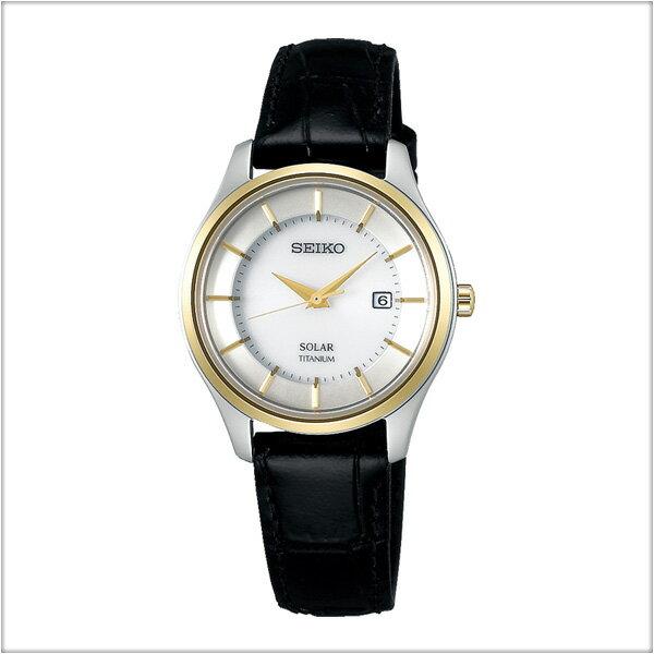セイコーセレクション SEIKO SELECTION ソーラー 腕時計 ペアモデル レディース STPX044 【お取り寄せ商品】 【送料無料】