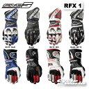 正規品【Five】RFX1 016 レーシンググローブ   レザーグローブ オンロード ファイブ プロテクター サーキット レース MotoGP【バイク用品】