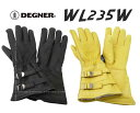 ☆【DEGNER】WL235W ウィンターグローブ 防寒 防...
