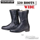 ☆【KOMINE】コミネ 05-103 スパジオ 520ブーツ(ワイド) 520 Boots(ワイド