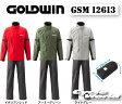 【GOLD WIN】ゴールドウィン《GSM12613》 GWS マルチユースレインスーツ(メンズ) レインウェア レインパンツ  雨具 カッパ 梅雨対策 防水 透湿 レイン リュックが背負える【バイク用品】