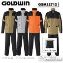 ☆【GOLDWIN】GSM22712 ゴアテックスレインスーツ レインウPェア 雨対策 梅雨対策 雨具 カッパ 防水 ゴールドウィン  【バイク用品】