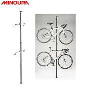 【送料無料】【即納対応】【MINOURA】(ミノウラ)バイクタワー10 Bike Tower 10 ディスプレイスタンド【自転車 室内 スタンド】