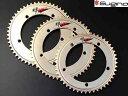 【送料無料】【SUGINO】(スギノ)スーパーZEN 144チェーンリング(55T/56T)【チェーンリング】【自転車 パーツ】