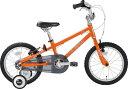 LOUIS GARNEAU かわいい16インチ子供用自転車 限定オリジナルカラー(Hallowe'en)サイズ(16インチ)LGS-J16 Limited_LG...
