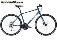 Khodaa Bloom(コーダーブルーム) 18 Rail 700D〔18 Rail 700D〕クロスバイクの画像