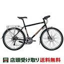 ルイガノ クロスバイク スポーツ自転車 ビーコン9.0 LOUIS GARNEAU 30段変速