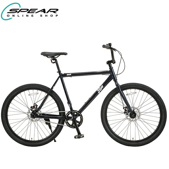 BMX自転車本体26インチディスクブレーキ(本体通勤通学人気ランキングかっこいいおしゃれ男女子供プレ