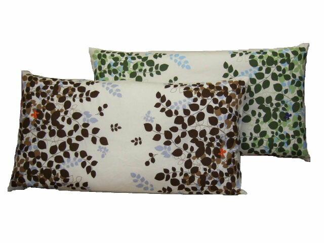 木漏れ日の森 長座布団カバー 綿100% 安心の日本製