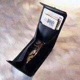 10周年記念価格cyproductカード& コインパース 黒 (小銭入れ コインケース)