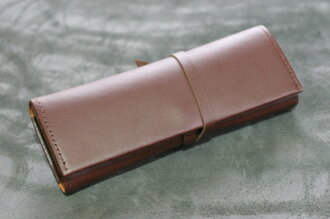 cyproduct glasses case Brown