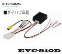 ENDY  東光特殊電線  バックカメラ、ステアリングリモコン接続アダプター  EVC-910D ダイハツ車用(タントH25.10〜純正ナビ装着用 アップグレードパック装着用)