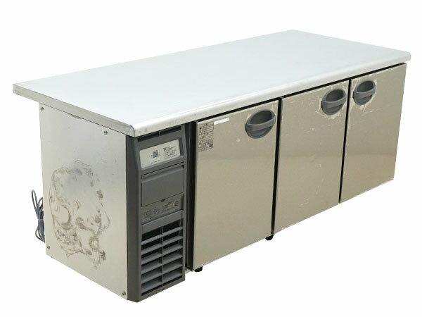13年製 フクシマ コールドテーブル冷蔵庫 YRW-180RM1/中古