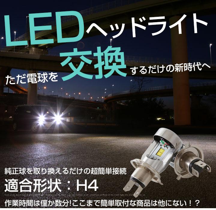ファンカーゴ LED ヘッドライト 簡単取付 ...の紹介画像2