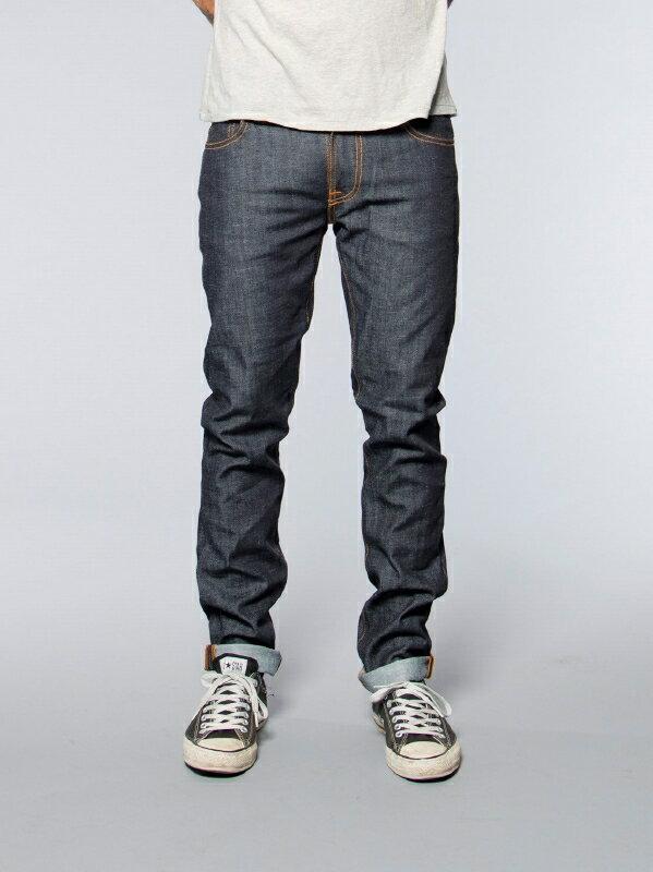 【正規品/送料無料/あす楽】Nudie Jeansジーンズメンズ/THIN FIN/ストレッチデニム/ヌーディー/Dry Twill/明日らく対応【あす楽対応_関東】【0825】