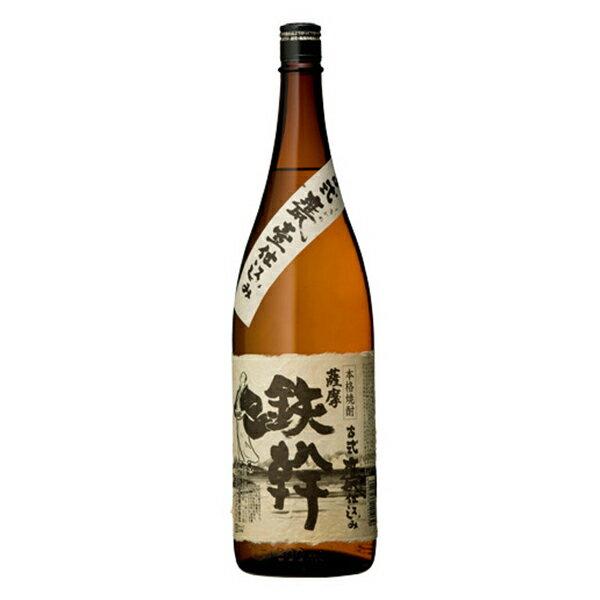 鉄幹 甕仕込 25度 1800ml【オガタマ酒造】の商品画像