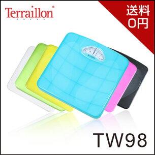 Terraillon テライヨン アナログ シンプル デザイン メーター