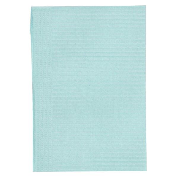リセラ紙エプロン ブルー 1箱(500枚)の商品画像