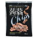 【楽天スーパーSALE限定50%OFF】【歯科用】こんにゃくチップ ブラックペッパー&チキン味 1