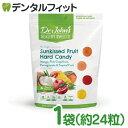 Dr.John'sサンキストフルーツ(4種)1袋(約24粒入)キャンディキシリトールドクタージョンズ