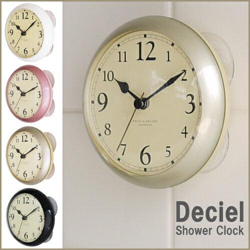 ディシェル シャワークロック / Deciel Shower Clock【あす楽対応】【P06Dec14】 売れ筋