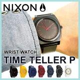 ������̵���ۡڹ��������ʡ�NIXON TIME TELLER P / �˥����� ������ƥ顼P [NIXON �˥����� �����å� �ӻ��� ��� ��ǥ����� ������� ����ե�] �������谷Ź�ۡڤ������б���