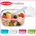 ロスティ メパル フルーツボックス Rosti Mepal Fruitbox デンマーク生まれのスタイリッシュ ランチボックス お弁当箱 おしゃれ カラフル タッパー 保存容器【あす楽対応】