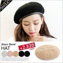 5COLORSストラップベレー帽・5色 d47340 レディース【acc】