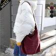 コーデュロイショルダーバッグ・全4色 b46866 レディース【bag】