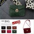 ショッピングbag ★レザー調ミニショルダーバッグ・全6色★b43520 レディース【bag】