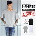 3colorオーバーフィットベーシックTシャツ・全3色・n45095 メンズ【tops】【ルーズフィット】【無地】【summer】【人気】 クルーネック