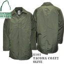 SIERRA DESIGNS (シエラデザインズ) TACOMA COAT 2 Olive 8101J
