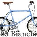 【即納可能!2009年モデル】Bianchi ビアンキ MINIVEL...