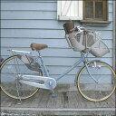 子供乗せ自転車 後ろ 画像