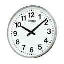 SEIKO セイコー 大型壁掛け時計 オフィスタイプ 屋外・防雨型 KH411S セイコー時計/壁掛時計/壁かけ時計
