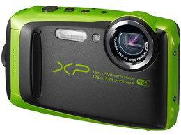 FUJIFILM / 富士フイルム FinePix XP90 [ライム] 【デジタルカメラ】【送料無料】
