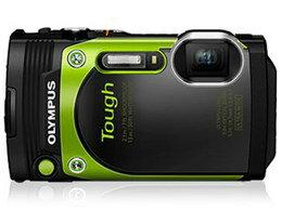OLYMPUS / オリンパス OLYMPUS STYLUS TG-870 Tough [グリーン] 【デジタルカメラ】【送料無料】