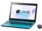 ★☆NEC LAVIE Note Standard NS750/HAL PC-NS750HAL [クリスタルブルー] 【ノートパソコン】【送料無料】