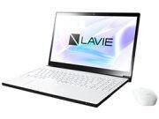★☆NEC LAVIE Note NEXT NX750/JAW PC-NX750JAW [グレイスホワイト] 【ノートパソコン】【送料無料】