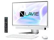 ★NEC LAVIE Desk All-in-one DA770/KAW PC-DA770KAW [ホワイトシルバー] 【デスクトップパソコン】【送料無料】