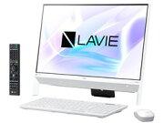 ★NEC LAVIE Desk All-in-one DA370/KAW PC-DA370KAW [ファインホワイト] 【デスクトップパソコン】【送料無料】