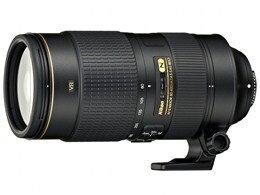 ◎◆ ニコン AF-S NIKKOR 80-400mm f/4.5-5.6G ED VR 【レンズ】