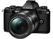 ◎◆ オリンパス OLYMPUS OM-D E-M5 Mark II 14-150mm II レンズキット [ブラック] 【デジタル一眼カメラ】