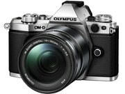 ◎◆ オリンパス OLYMPUS OM-D E-M5 Mark II 14-150mm II レンズキット [シルバー] 【デジタル一眼カメラ】