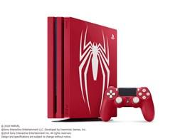 ◎◆ SONY プレイステーション4 Pro Marvel's Spider-Man Limited Edition CUHJ-10027 [1TB] 【ゲーム機】