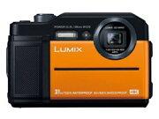 ◎◆ パナソニック LUMIX DC-FT7-D [オレンジ] 【デジタルカメラ】