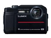 ◎◆ パナソニック LUMIX DC-FT7-K [ブラック] 【デジタルカメラ】