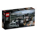 【ママ割】ポイント5倍(対象ショップ限定エントリー必要)レゴ (LEGO) テクニック 疾走レーサー 42046