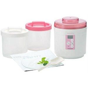 TANICA(タニカ) ヨーグルトメーカー ヨーグルティア スタートセット ピンク
