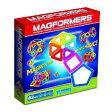 マグフォーマー 62ピース Magformers Magnetic 62 Piece Set【02P27May16】